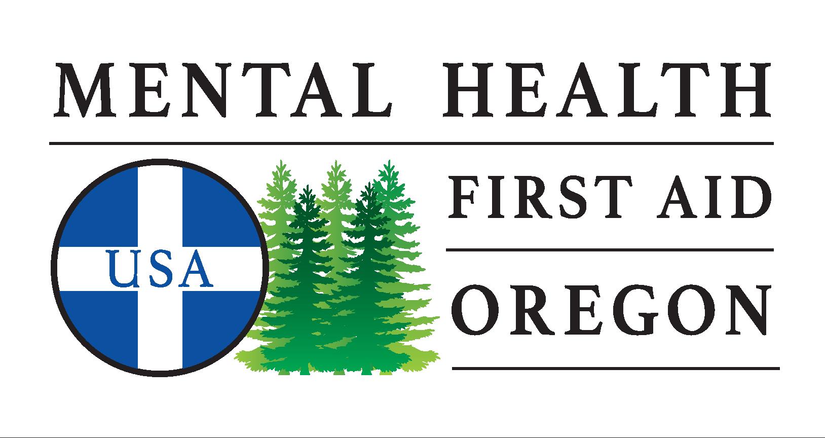 MHFA Oregon Logo